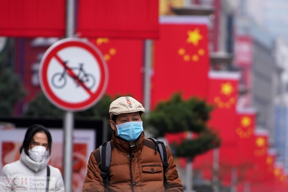 ВОЗ признала распространение китайского коронавируса международной чрезвычайной ситуацией «фото»