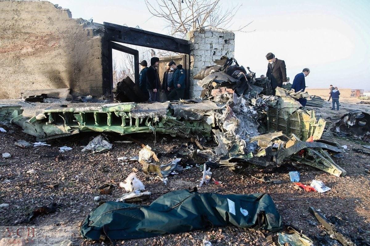 Украинский пассажирский самолет МАУ потерпел крушение в Иране: все пассажиры погибли, — МИД (фото, видео) ОБНОВЛЯЕТСЯ «фото»