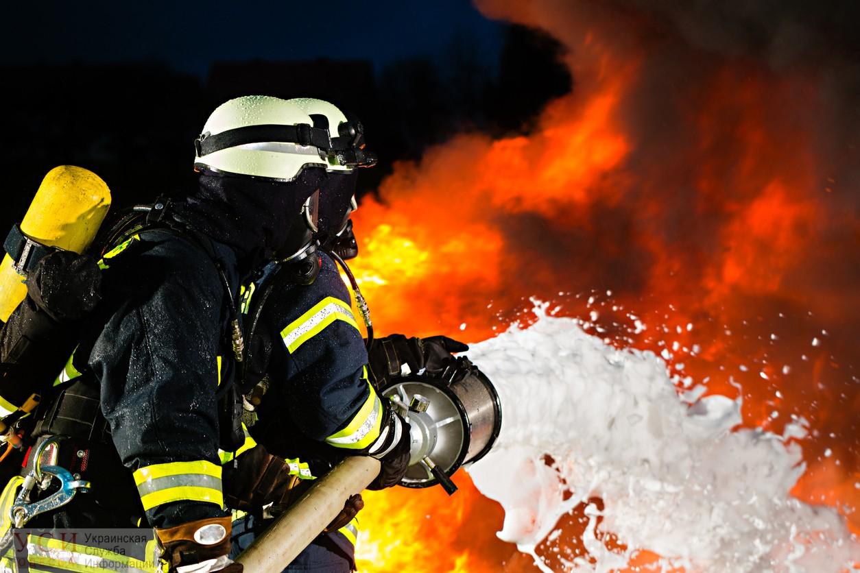 Во времяпразднования Нового года в Одесской области 5 человек погибли на пожарах «фото»