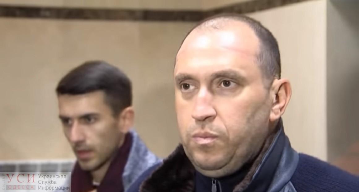 Коррупционные схемы на таможне: суд снял электронный браслет с одесского бизнесмена Альперина «фото»