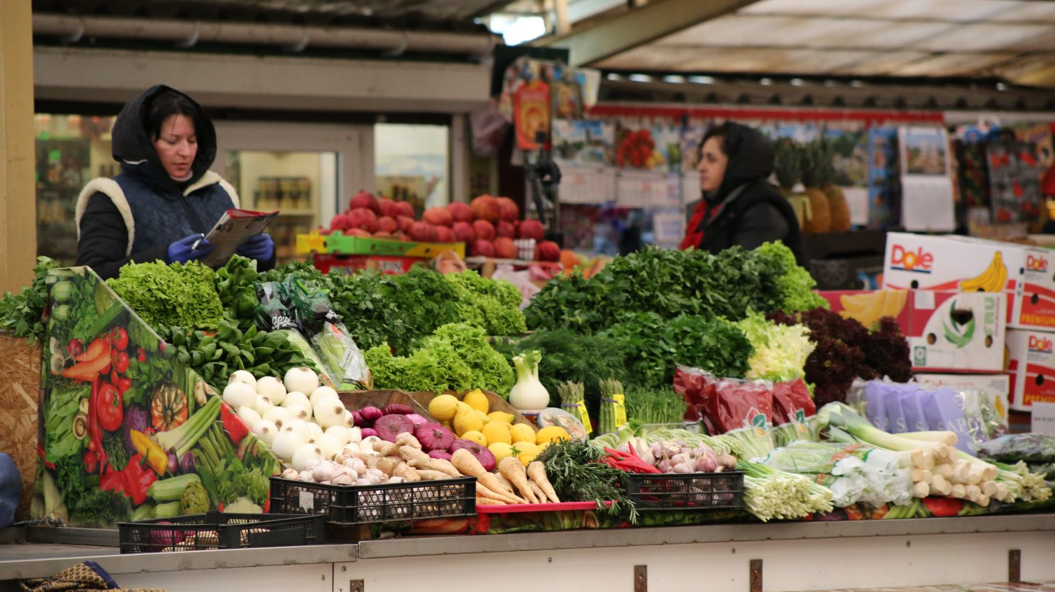 Рынок «Южный»: главный базар Таирова (фоторепортаж) «фото»