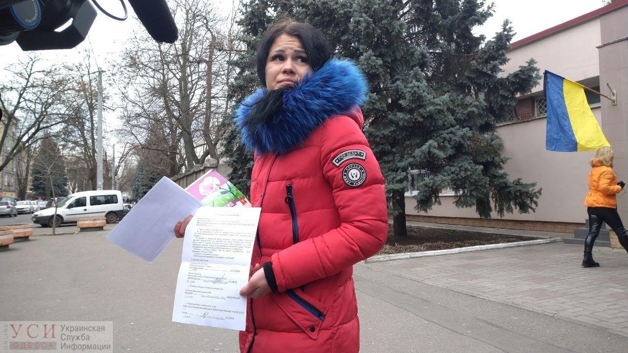 Скандал в воинской части под Одессой: избитую рядовую выписали из госпиталя и переведут на другое место службы «фото»