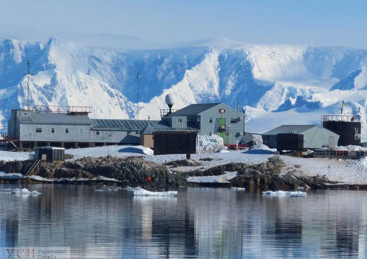Одессит отправится изучать погоду в Антарктиде «фото»
