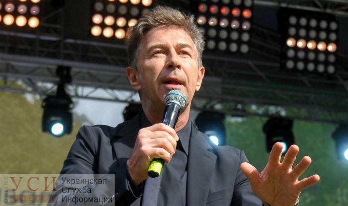 СБУ запретила въезд в Украину российскому певцу Валерию Сюткину, который должен был выступить в Одессе «фото»
