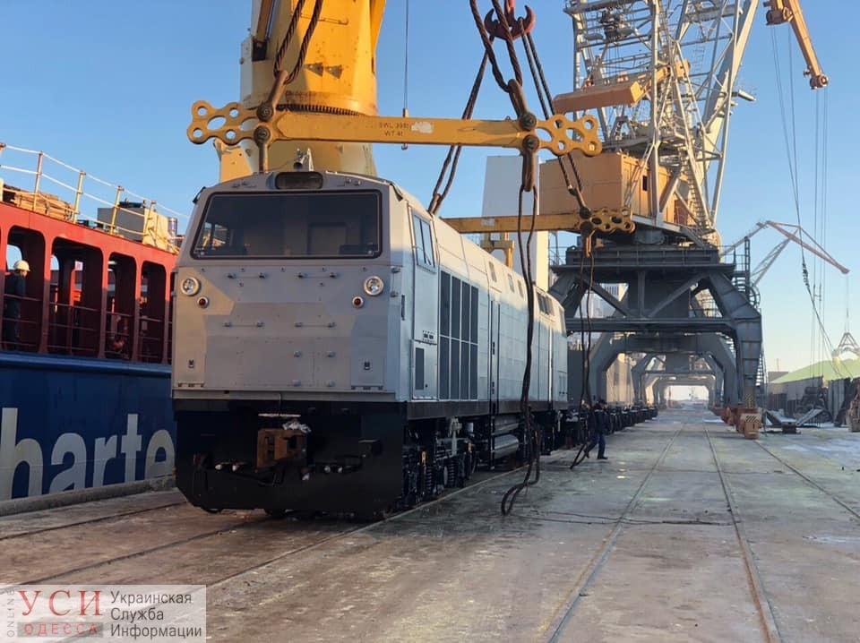 «Укрзалізниця» купит еще 40 американских локомотивов «фото»