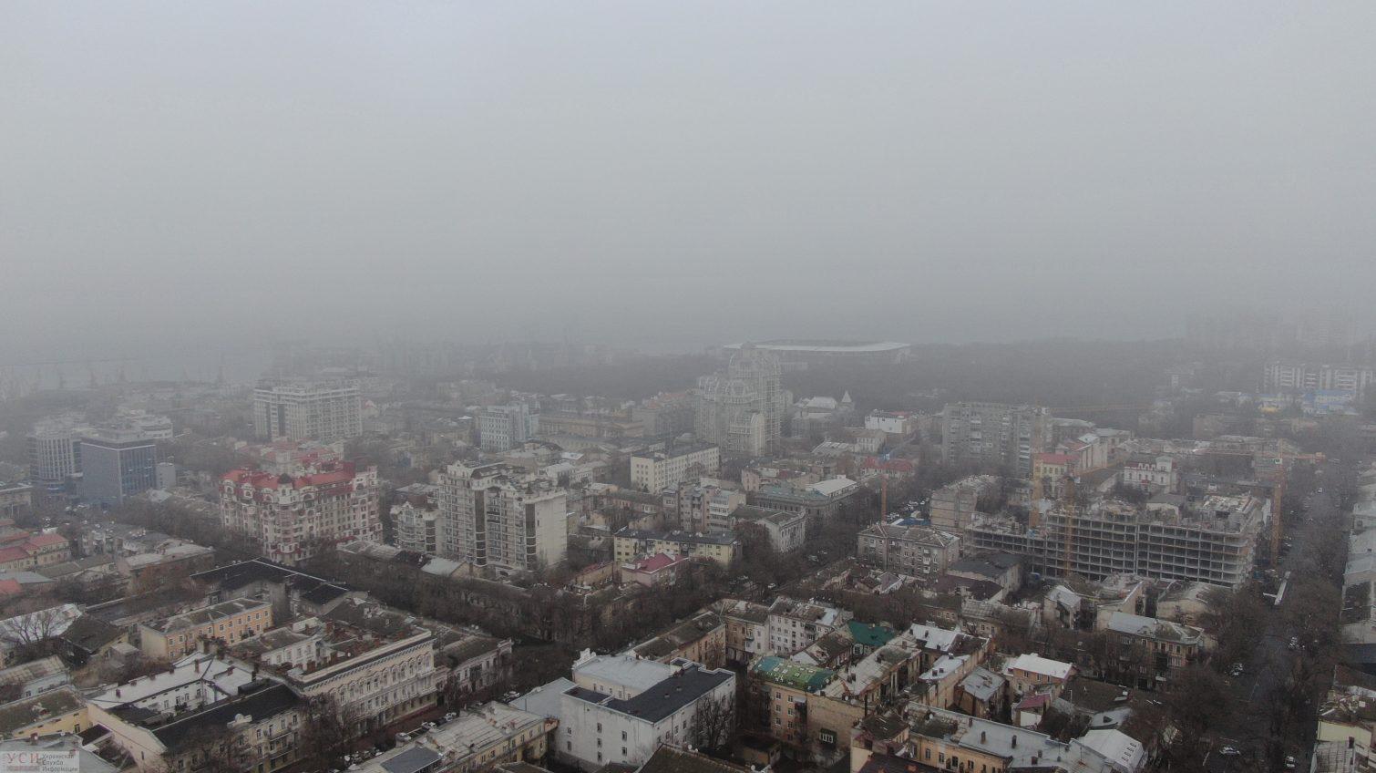 Среда в Одессе будет туманной и дождливой «фото»