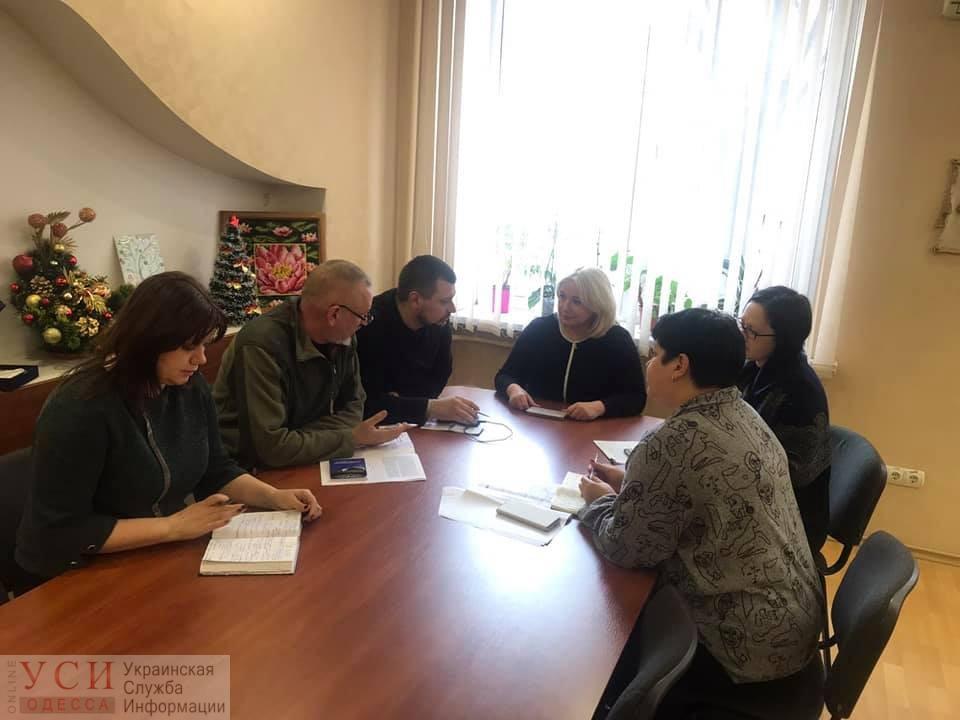 В следующем учебном году уроки защиты Отечества в Одессе будут вести на Посту №1 (фото) «фото»