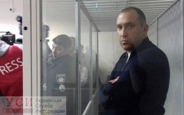 Одесский бизнесмен Альперин останется под домашним арестом до 23 марта «фото»