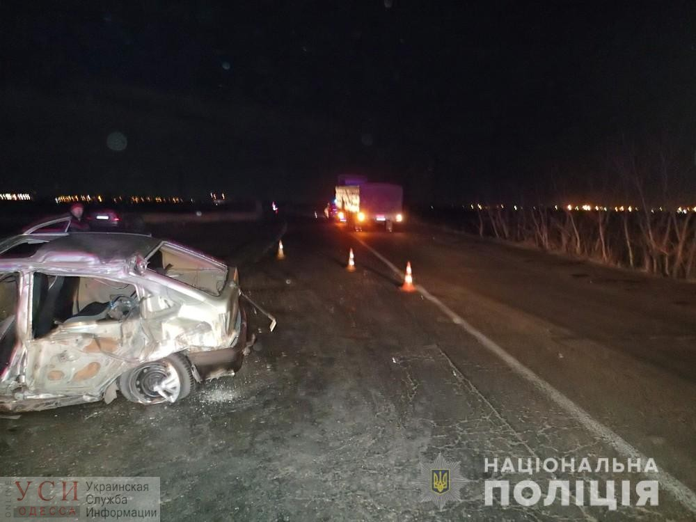 Cмертельное ДТП на Объездной: автомобилист выехал на встречку и влетел в фуру «фото»