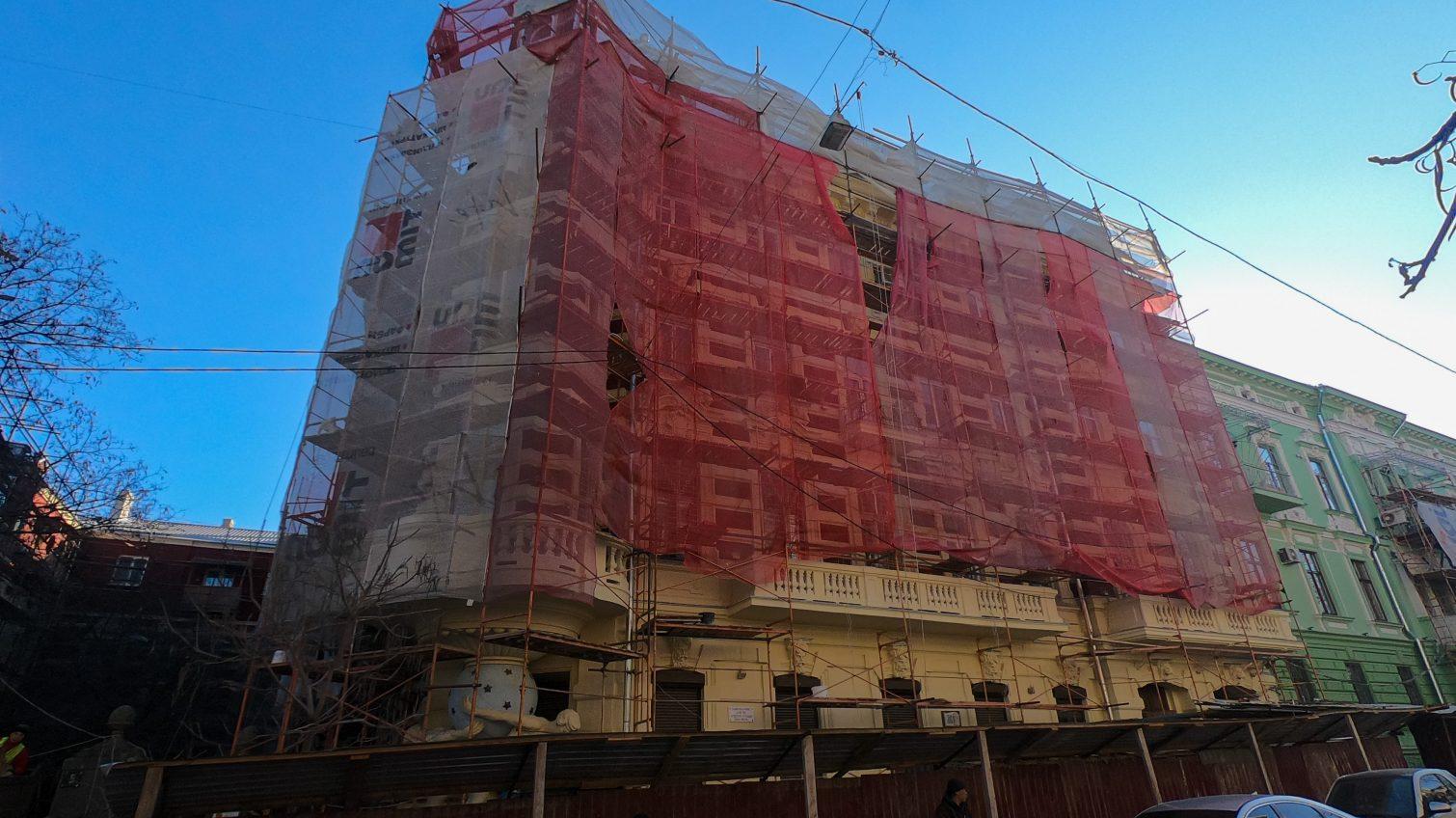 В мэрии просят передать контроль за перестройкой памятников городу «фото»