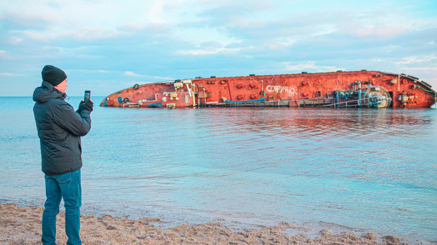 Эпопея Delfi: расследование кораблекрушения танкера завершено (документ) «фото»