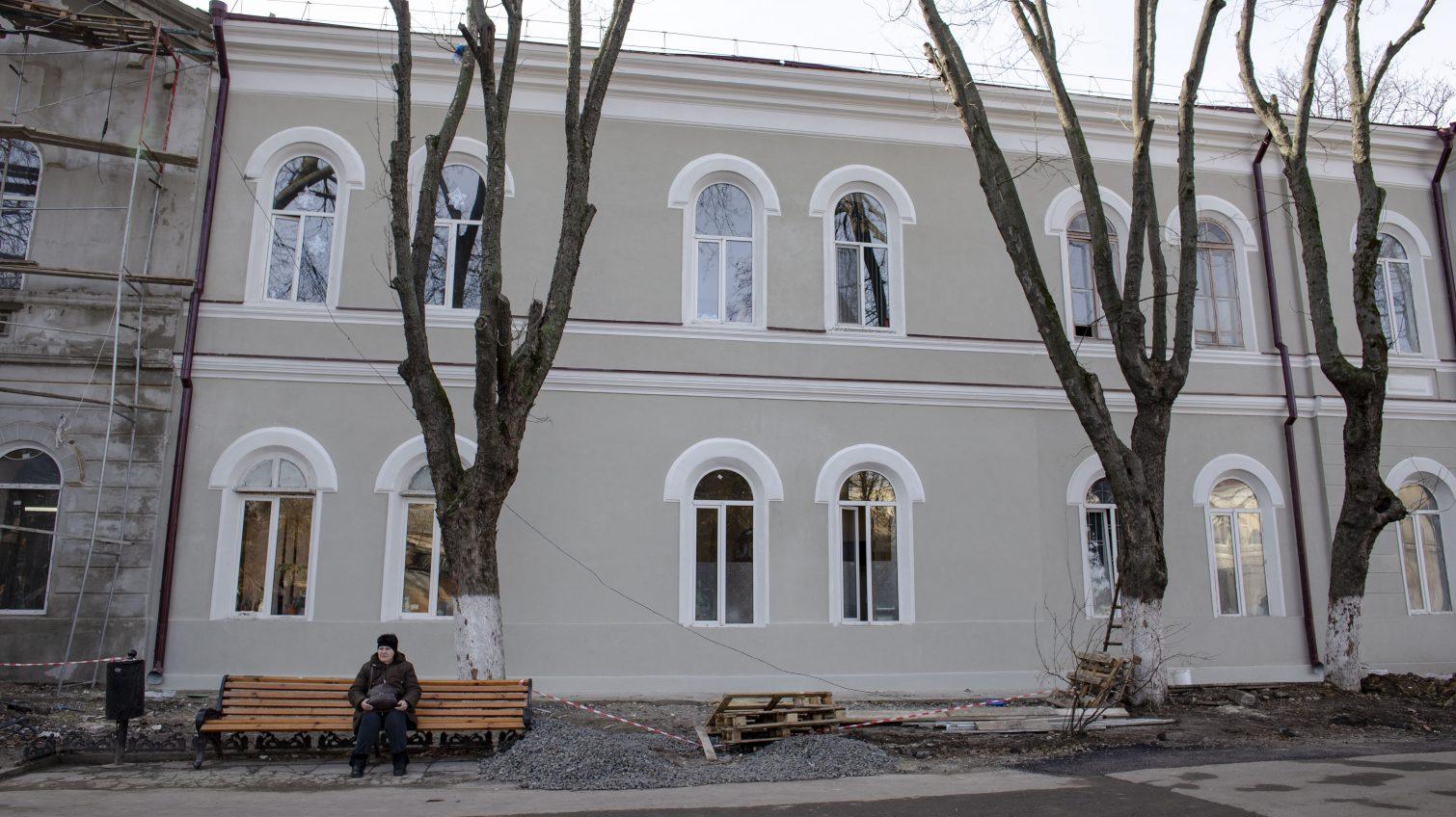 Приемное отделение Еврейской больницы переедет в главный корпус «фото»