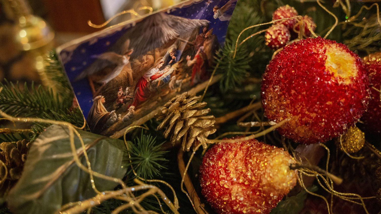 Празднование Рождества в Одессе (фоторепортаж, видео) «фото»