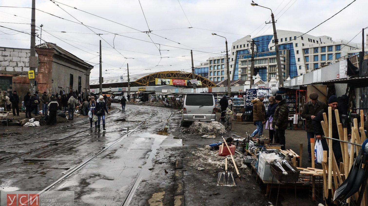 Тендер по ремонту Новощепного ряда проведут повторно: для «Ростдорстроя» ищут конкурентов «фото»