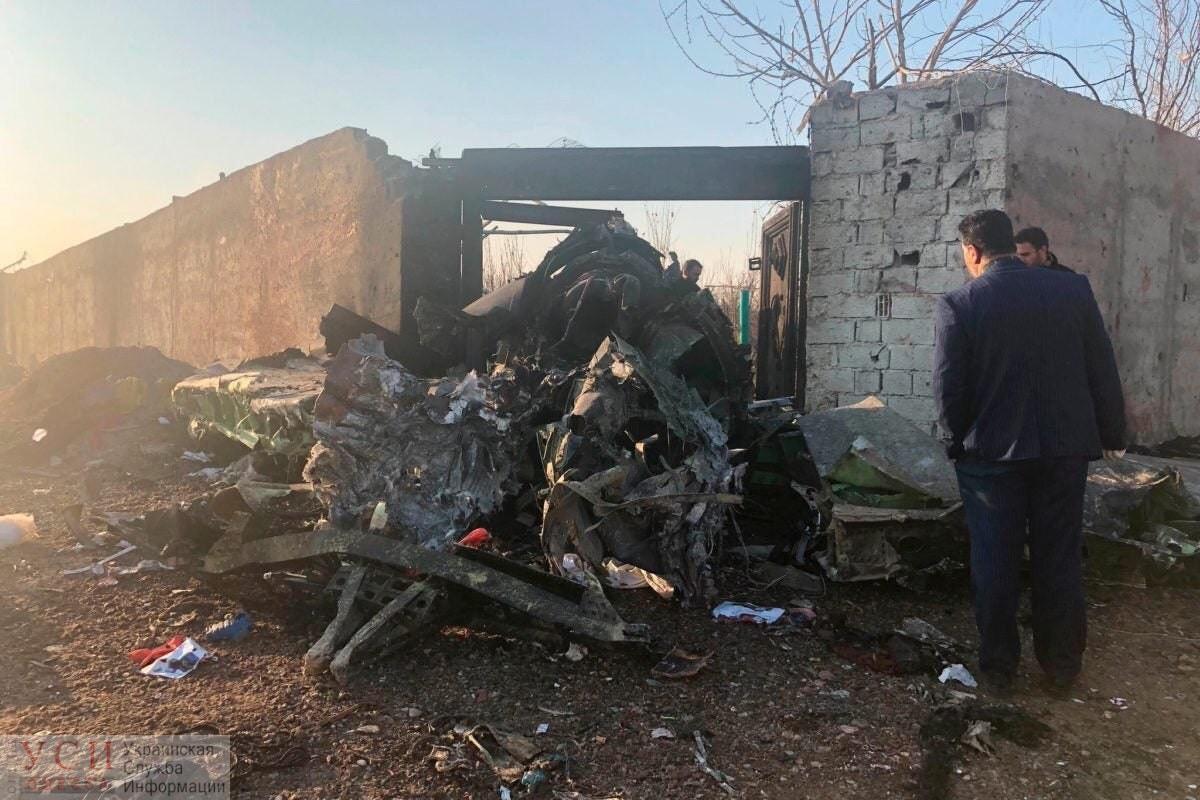 Представители МАУ официально прокомментировали авиакатастрофу в Иране: самолет был исправен «фото»
