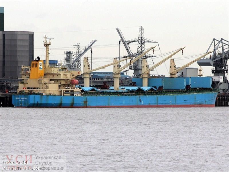У экипажа мало еды и топлива: судно с одесскими моряками арестовали у берегов Китая (фото) «фото»
