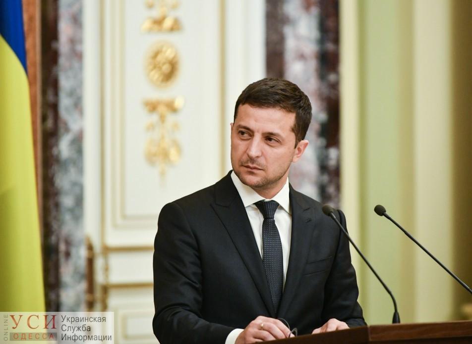 Владимир Зеленский назначил новых глав пяти районов Одесской области — большинство бизнесмены «фото»