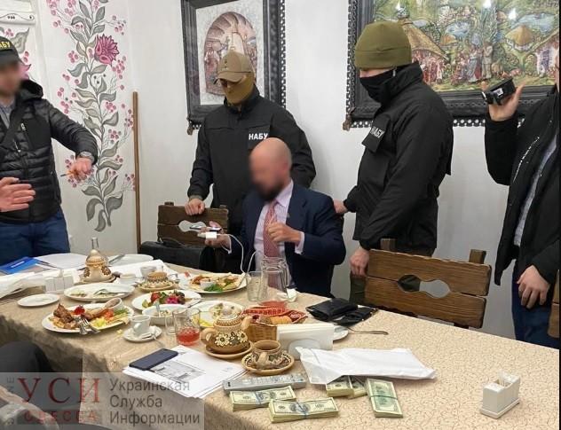 Троим лицам, предлагавшим взятку в $5 млн главе Фонда госимущества за «своего» директора ОПЗ, объявили о подозрении «фото»