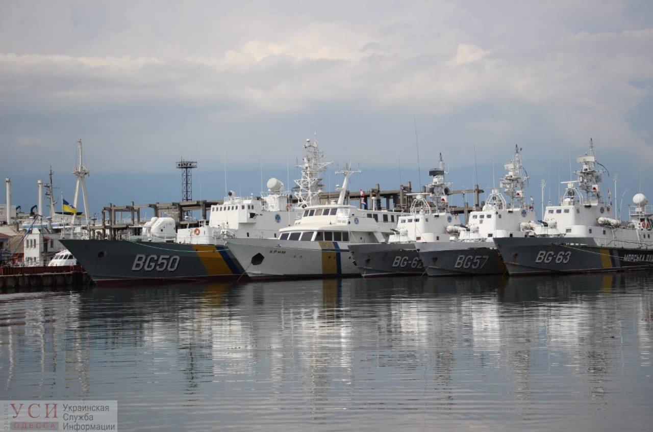 16 судов Морской охраны прошли плановый ремонт и готовы к службе в 2020 году «фото»