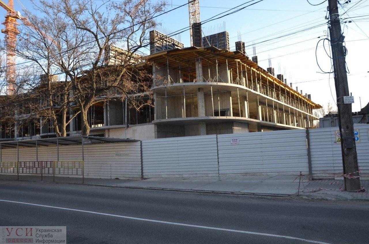 Застройка Львовской: новый дом начали строить раньше, чем оформили на то документы (фото) «фото»