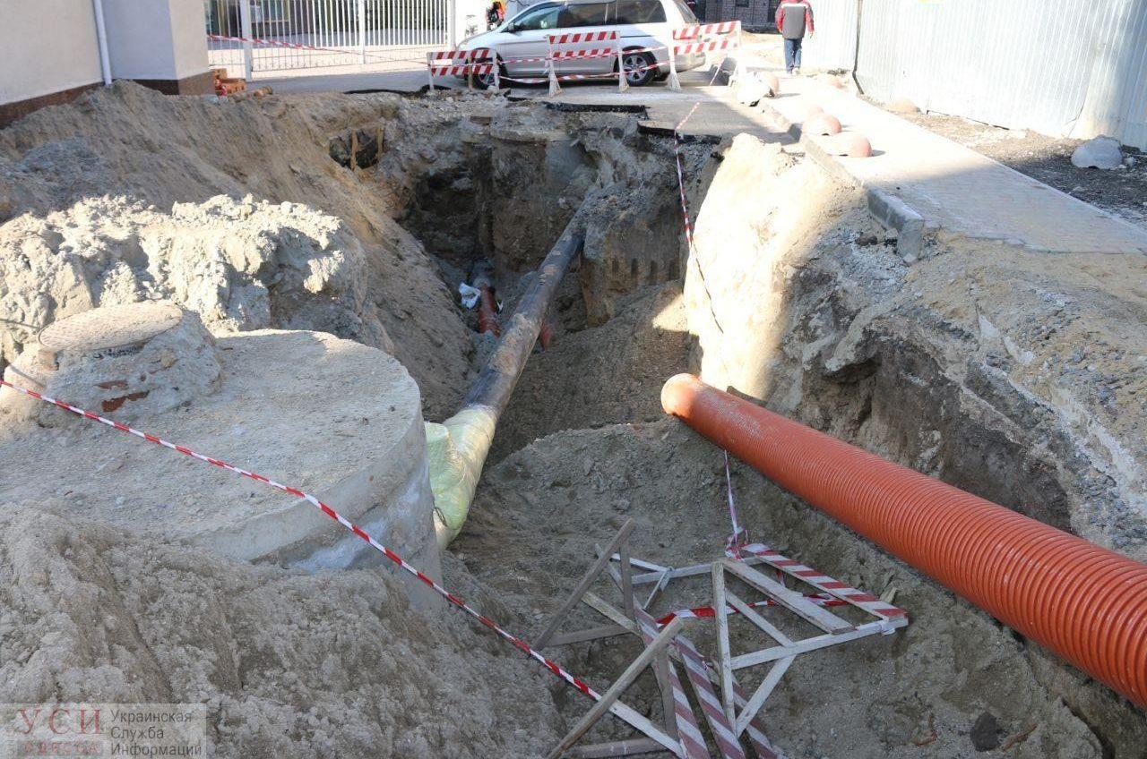 Аркадия может остаться без воды: участок трассы оказался в частных руках (фото, видео) «фото»