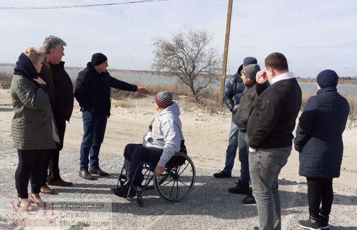 На одном из курортов в Одесской области может появиться пляж для людей с инвалидностью «фото»