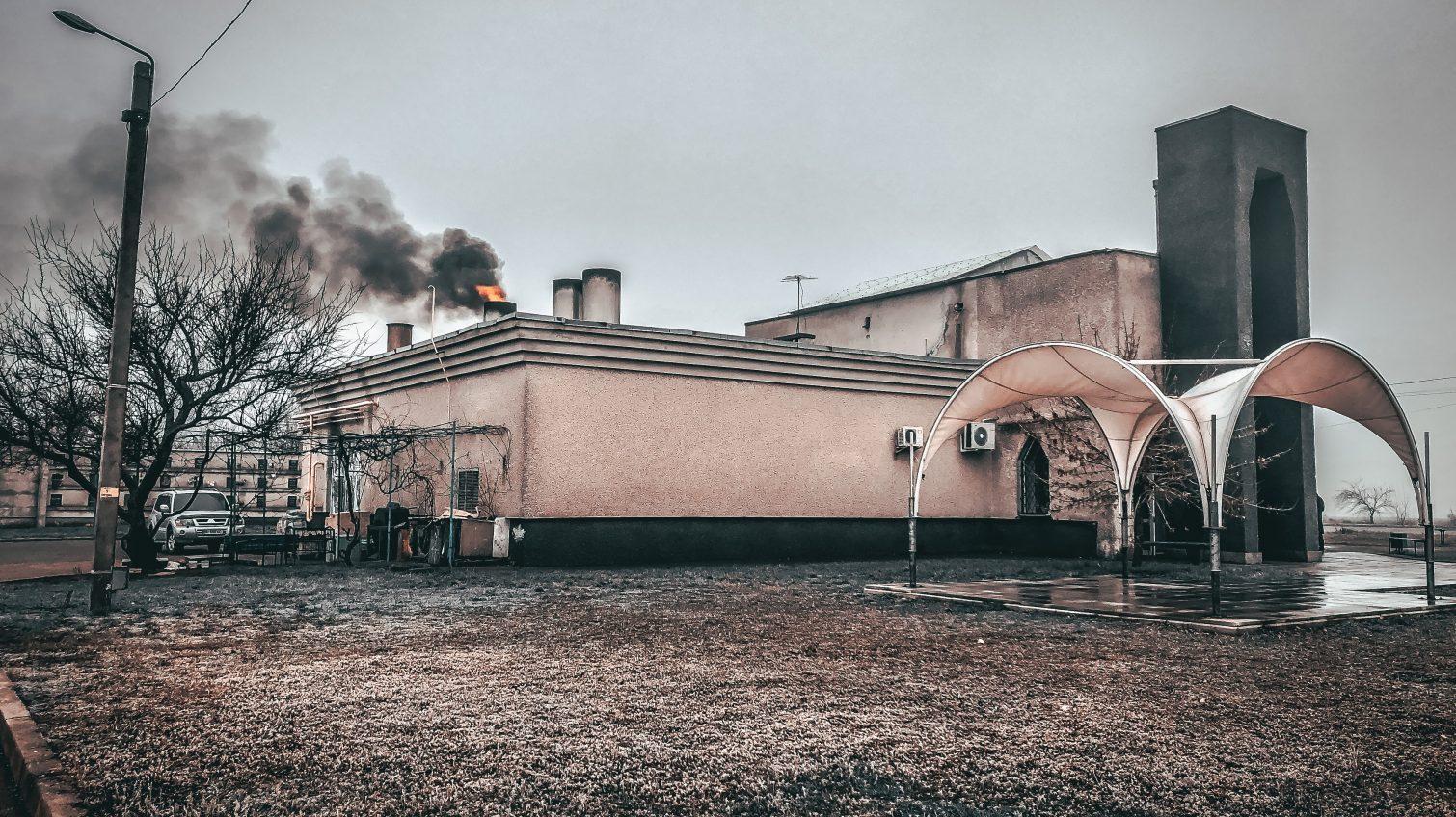 Развейте мой прах над морем: мифы и реальность работы одесского крематория (фото) «фото»