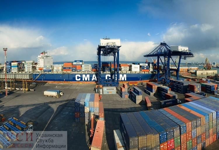Один из лидеров мировой портовой индустрии заходит в Украину «фото»