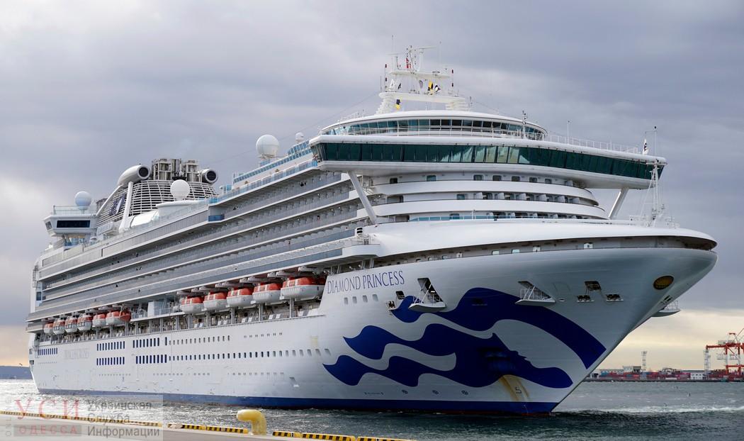 На судне Diamond Princess умер еще один пассажир, но украинцы не планируют эвакуироваться с лайнера «фото»