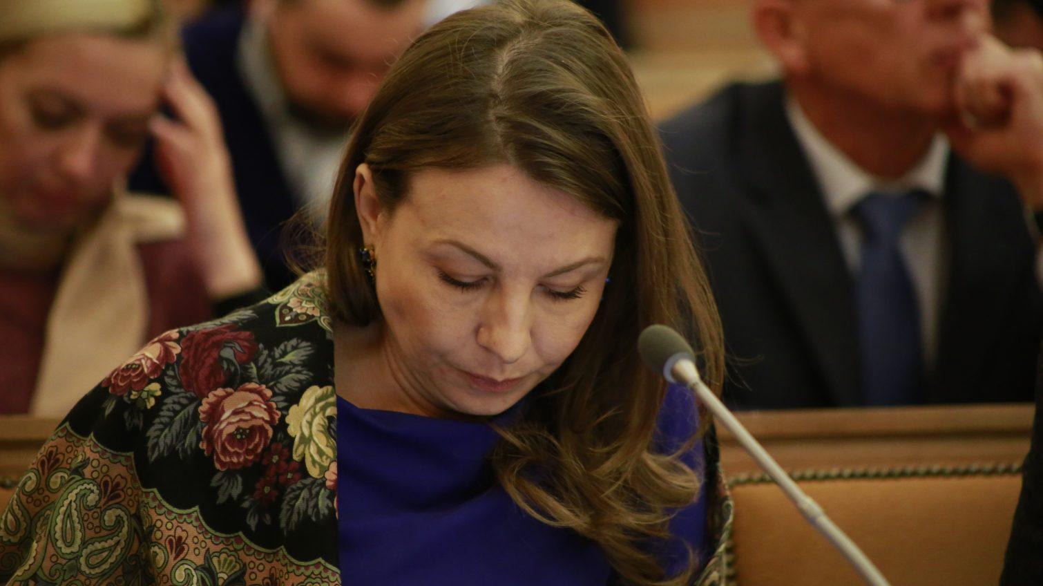 В Одессе может развалиться фракция «Самопомощь»: из нее вышла Ольга Квасницкая «фото»
