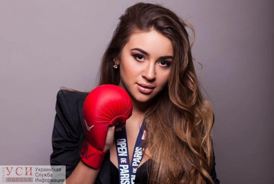 Одесская каратистка победила на турнире в Дубае и завоевала путевку на Олимпиаду (фото) «фото»