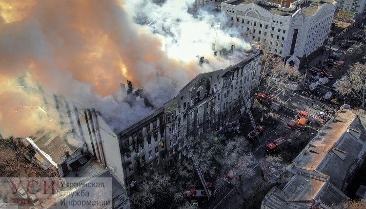 В мэрии говорят, что угрозы обрушения дома Асвадурова после пожара на Троицкой нет, но экспертизы нет «фото»