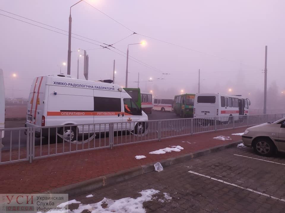 В списке эвакуированных из Китая есть житель Одесской области «фото»