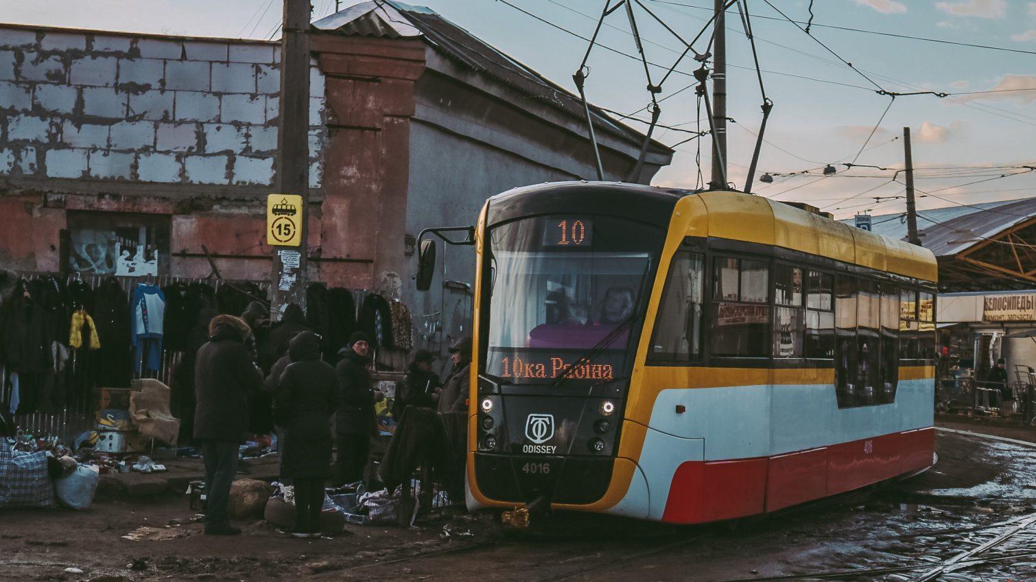 На период реконструкции Новощепного ряда трамваи и маршрутки изменят маршрут движения (карта) «фото»