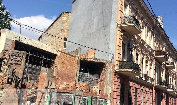 ГАСК продолжает судиться с застройщиком у «дома с одной стеной»: дело ушло в Киев «фото»