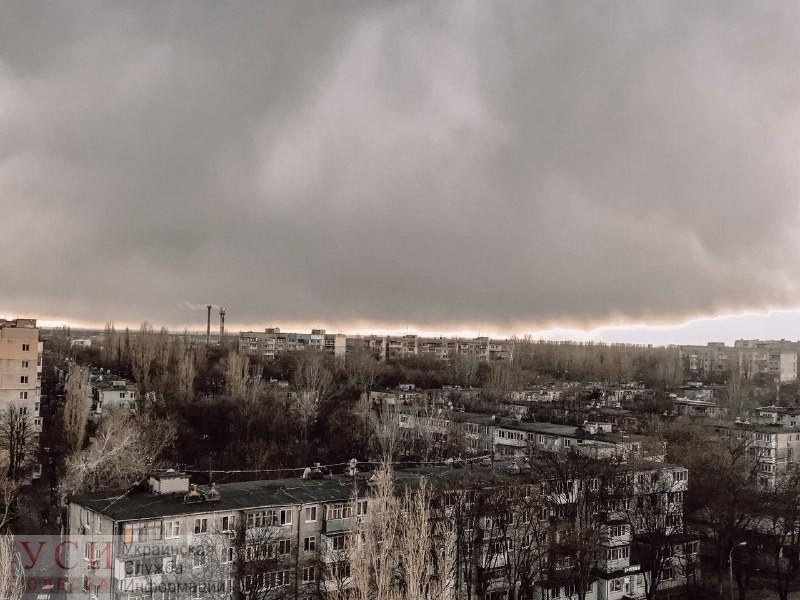 В четверг в Одессе будет облачно и тепло «фото»
