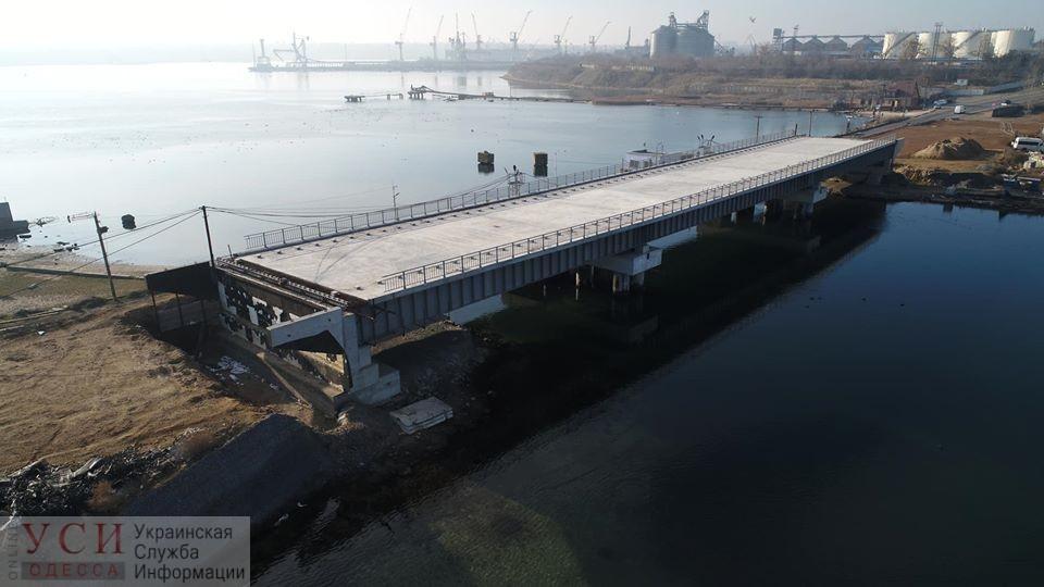 Еще 38 миллионов выделят на дофинансирование «золотого» моста через Сухой лиман «фото»