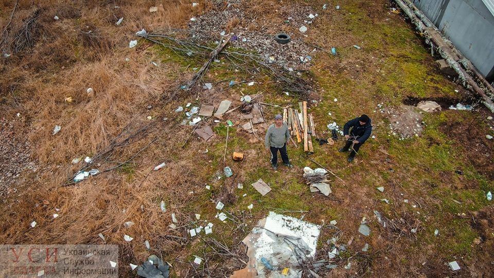 Ленпоселок очистили от мусора, за что местные жители начали бороться несколько лет назад: инспекция УСИ (аэросъемка) «фото»