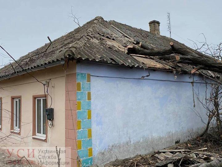 Последствия урагана: житель Одесской области получил тяжелую черепно-мозговую травму и нуждается в помощи (фото, документ) «фото»