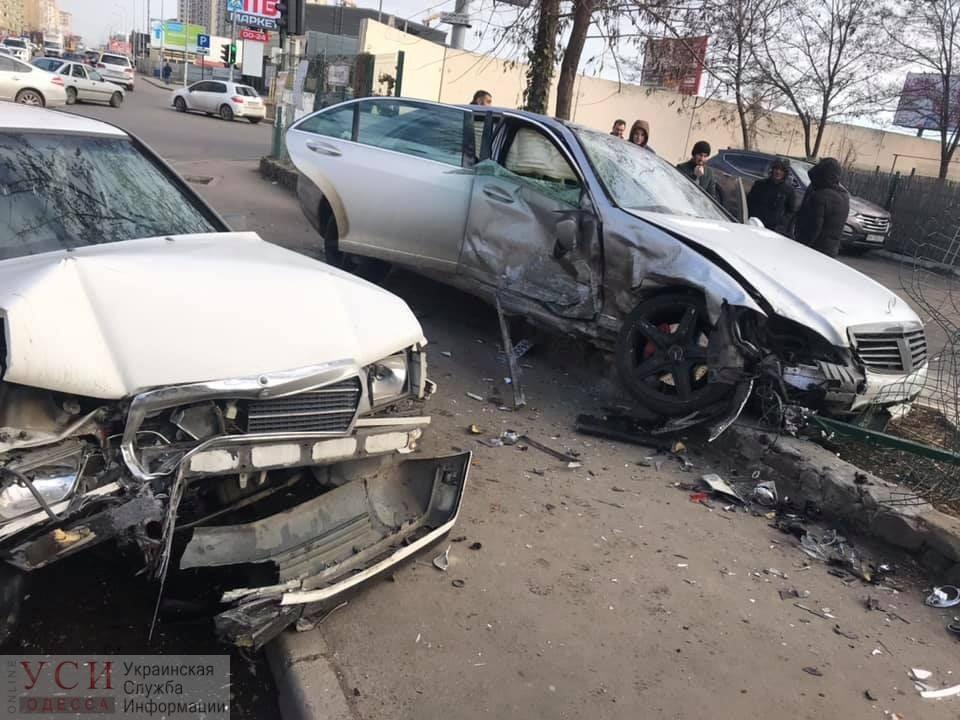 На поселке Котовского произошло жуткое ДТП (фото) ОБНОВЛЕНО «фото»