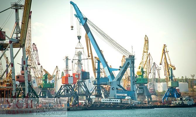 Черноморский порт находится на грани банкротства: долг госстивидора составляет 100 миллионов «фото»