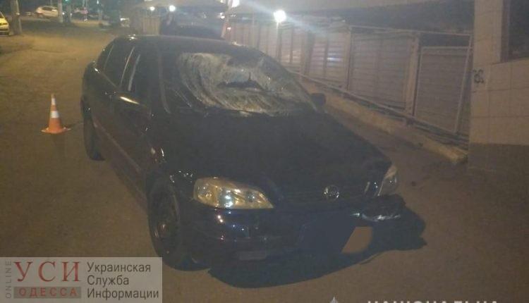Полицейскому, который пьяным сбил семейную пару на Таирова, изберут меру пресечения «фото»