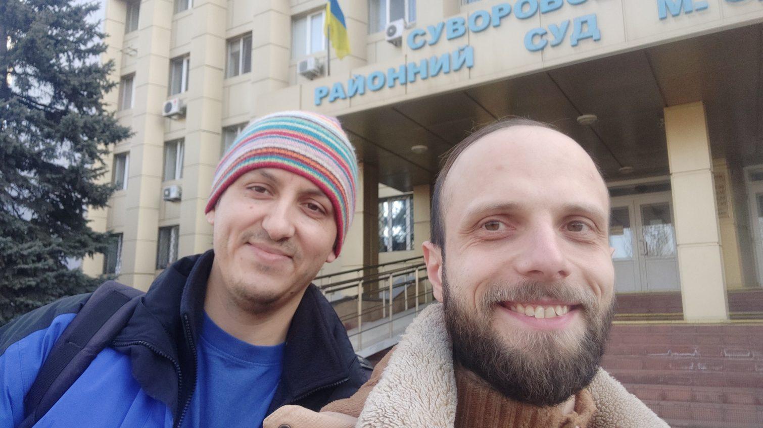 По миллиону за Летний театр: активист продолжает судиться с арендатором из-за субботников (фото) «фото»