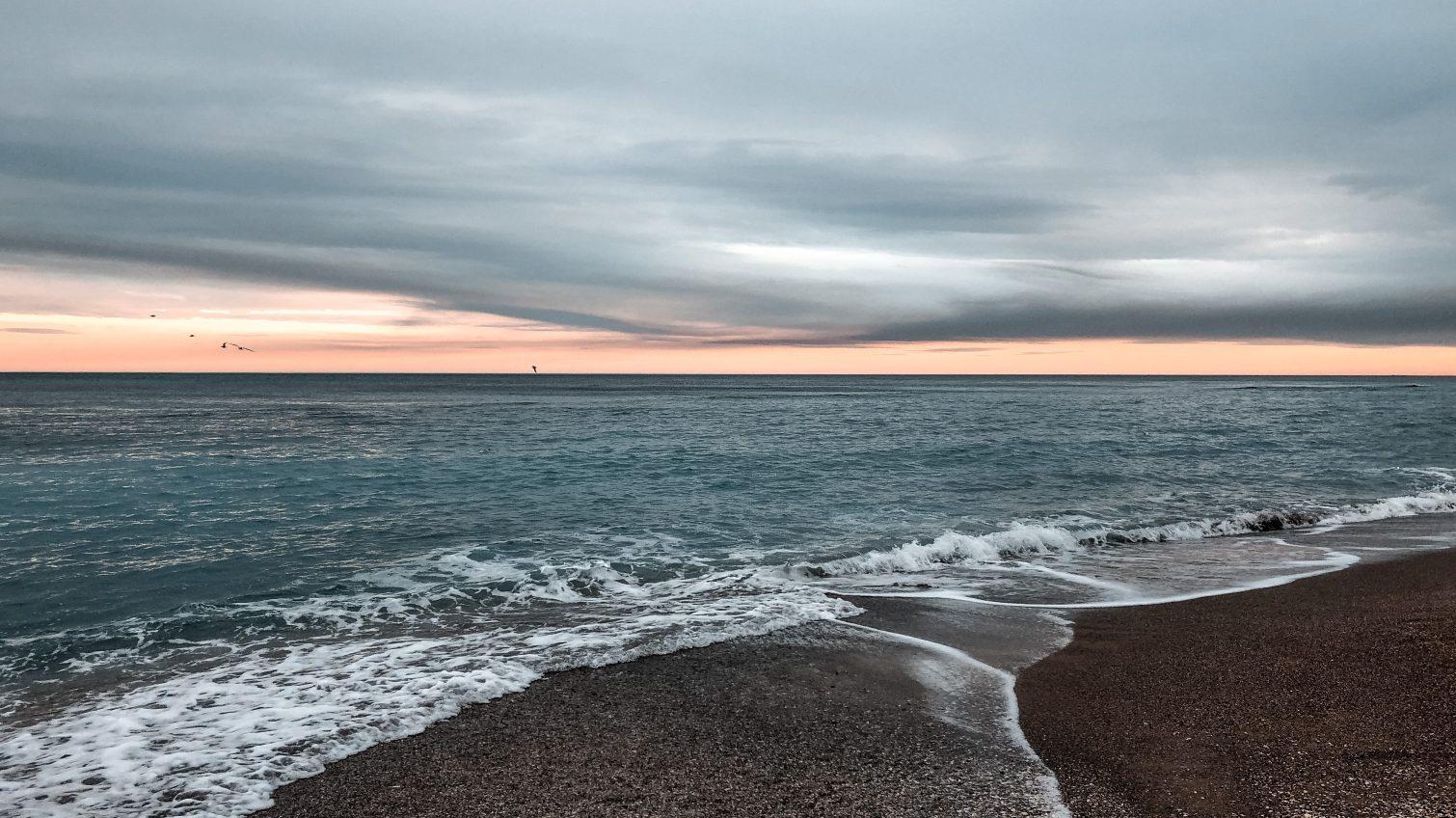 Без людей: красота одесского моря (фоторепортаж) «фото»