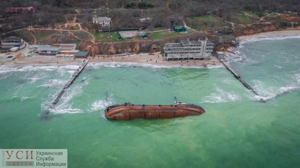Правительство рассчитывает улучшить экологические показатели моря в Одессе «фото»