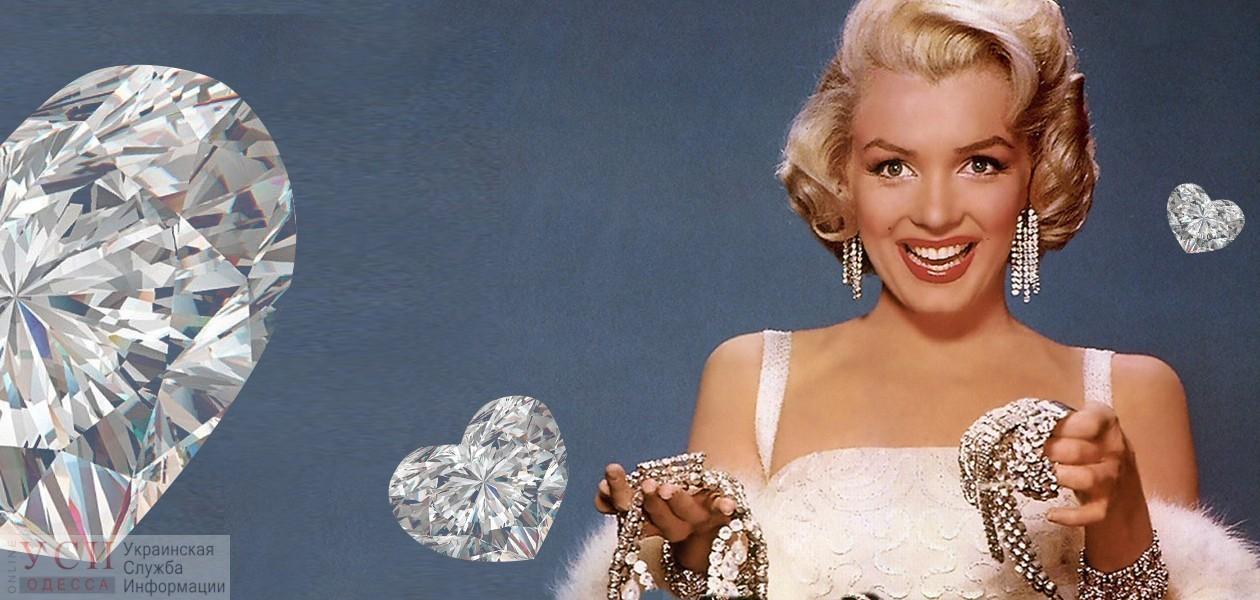 Одесская мэрия будет продавать с аукциона сережки с бриллиантами «фото»