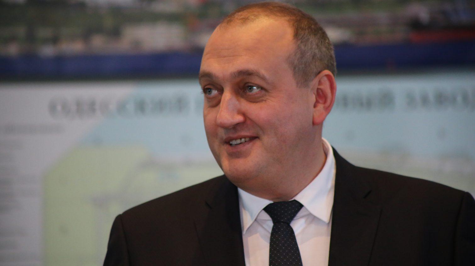 На ОПЗ представили нового директора и обсудили проблемы предприятия (фоторепортаж) «фото»