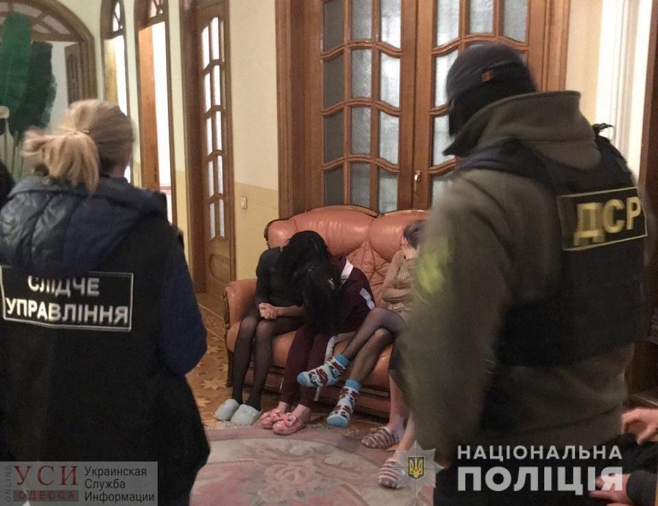 В Одессе задержали банду разбойников: «наводку» они получали в борделе (фото, видео) «фото»