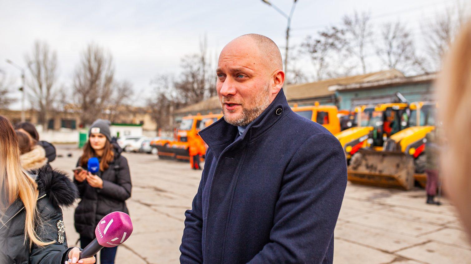 В Одессе ожидается ухудшение погодных условий: в городском хозяйстве просят без надобности не выезжать на автомобилях «фото»