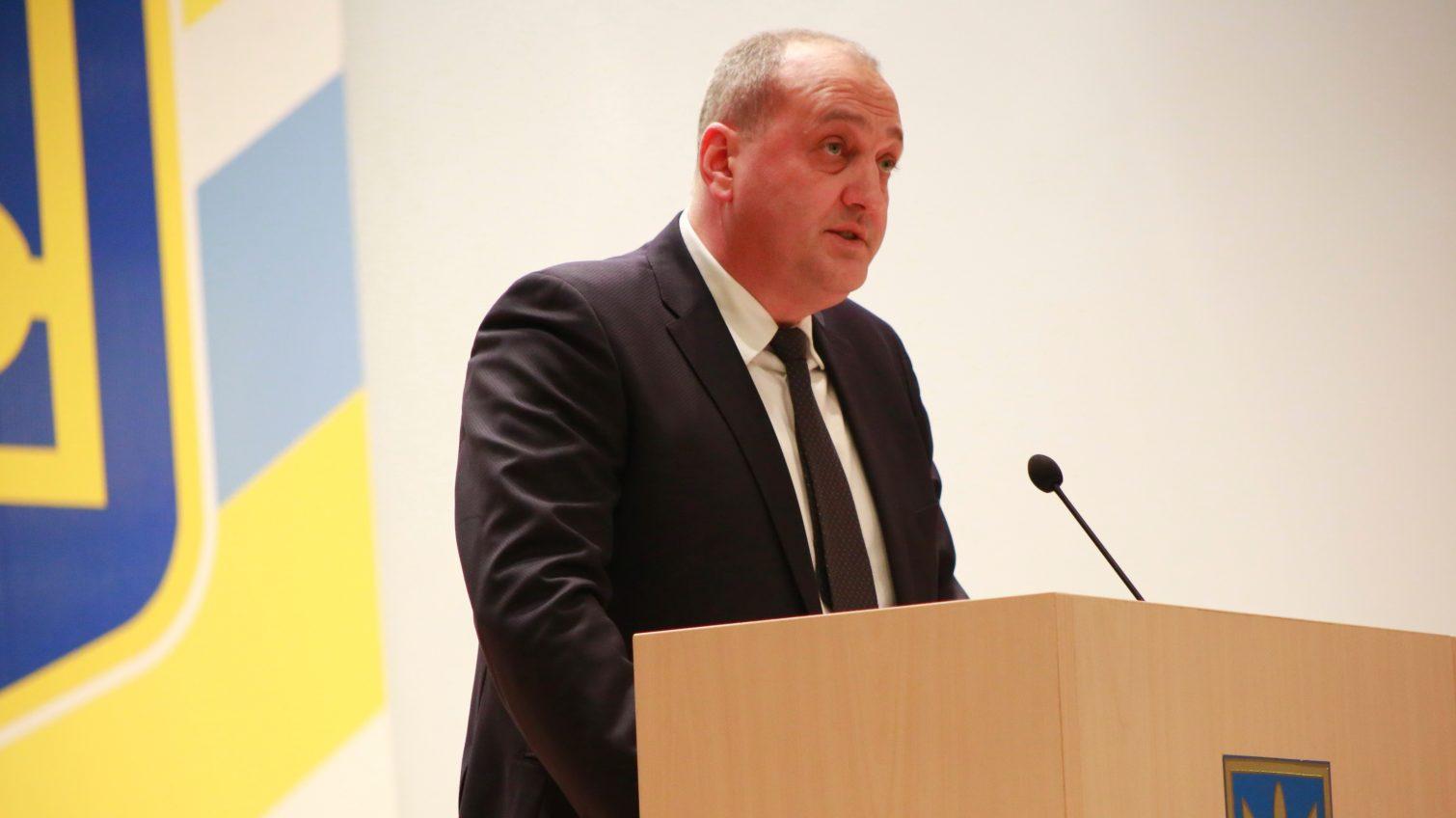 Новый директор ОПЗ попросил уменьшить ему зарплату до 60 тысяч гривен «фото»